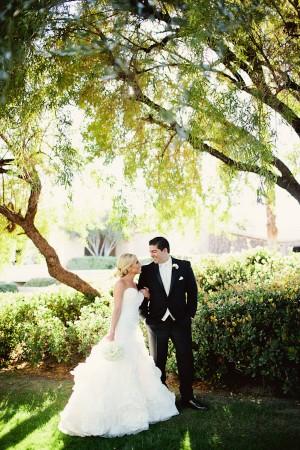 Couple Wedding Portrait Ashley Rose Photography 3