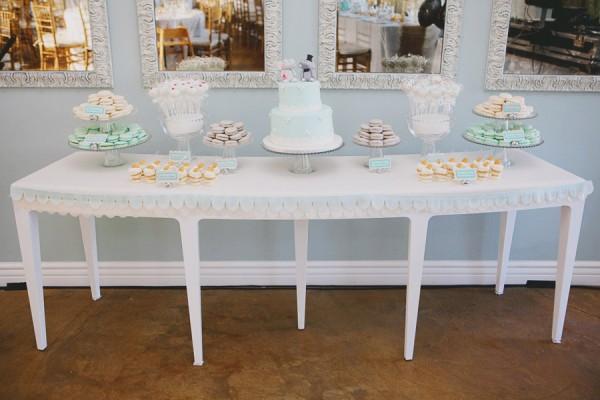 Elegant Dessert Bar