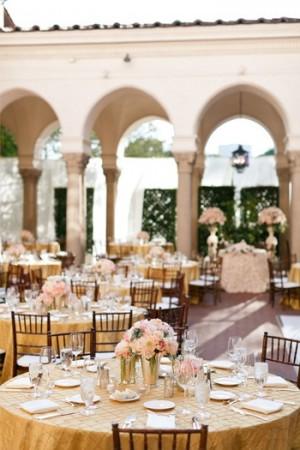 Elegant Outdoor Southern California Wedding