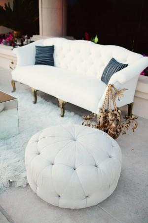 Elegant Wedding Seating Area