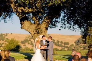 Firestone Vineyard Wedding Ceremony
