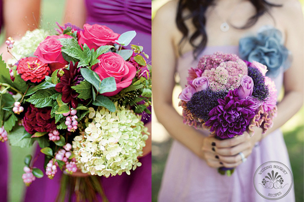 Freshly Picked Summer Wedding Bouquets