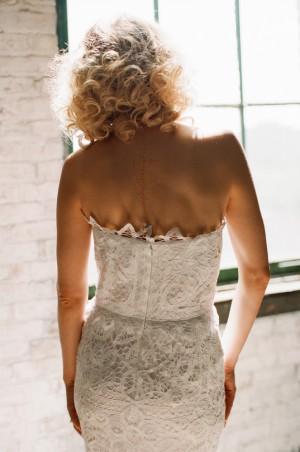 Glamorous Lace Wedding Dress 1