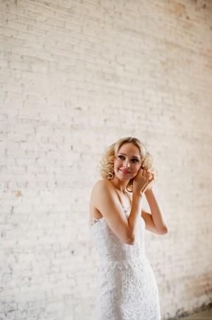 Glamorous Lace Wedding Dress 2