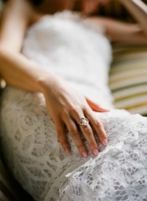 Glamorous Lace Wedding Dress 3
