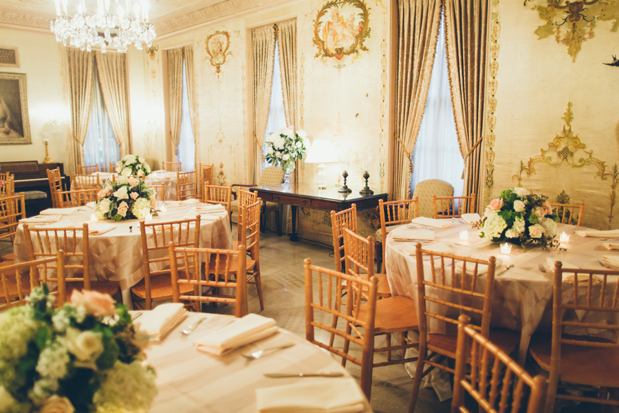 Gold Blush And Pink Wedding Decor Elizabeth Anne Designs The
