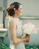 Gold Bridesmaid Dress1