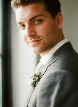 Groom Portrait Eric Kelley 1