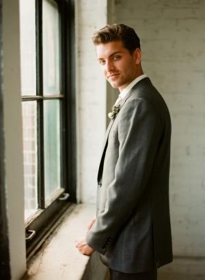 Groom Portrait Eric Kelley 2
