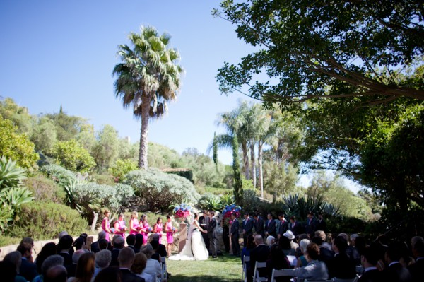 Mediterranean Inspired Santa Barbara Wedding Michael and Anna Costa 1