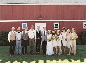 Mismatched Bridal Party Attire Ideas