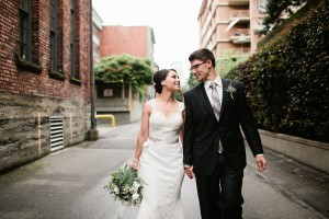 Modern and Chic Canadian Wedding by Jamie Delaine 5