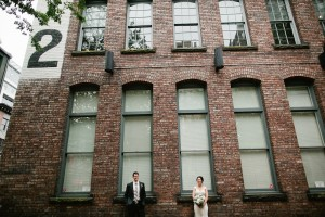 Modern and Chic Canadian Wedding by Jamie Delaine 6