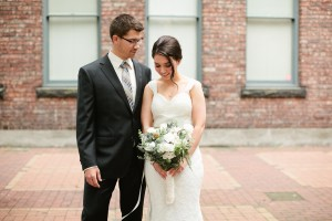 Modern and Chic Canadian Wedding by Jamie Delaine 61