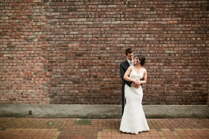 Modern and Chic Canadian Wedding by Jamie Delaine 7