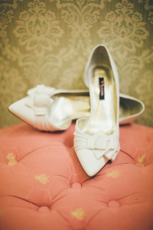 Nina Ivory Wedding Shoes
