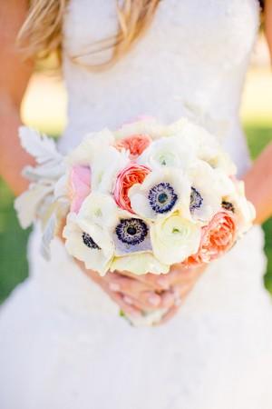 Peony Anemone Bouquet