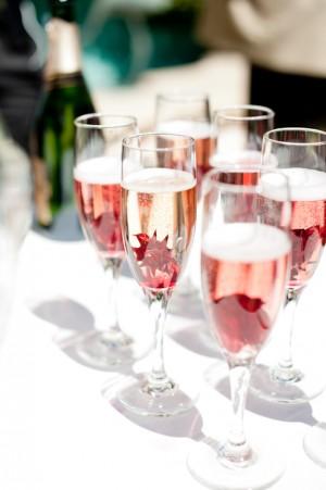 Pink Wedding Cocktails