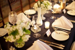 Pink and Navy Chicago Wedding by Austin Gros 1