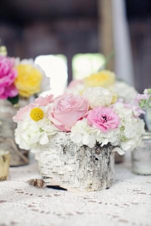 Rustic Wedding Centerpieces 3