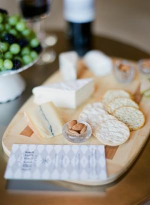 Wedding Cheese Plate