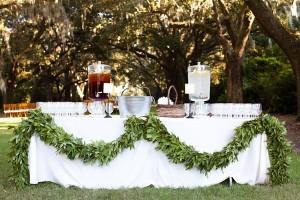 Wedding Drink Station