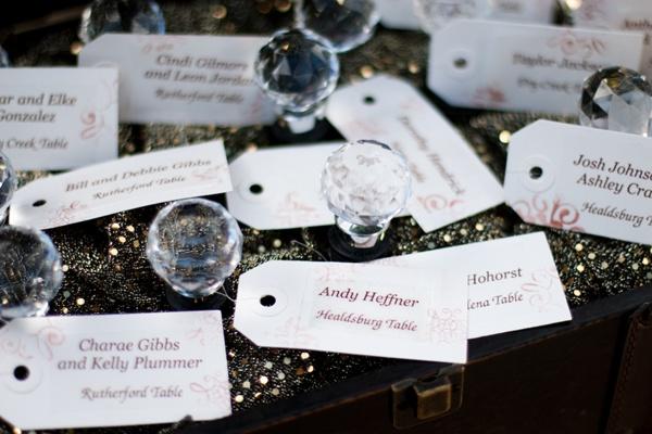 Wine Stopper Wedding Favors - Elizabeth Anne Designs: The Wedding Blog