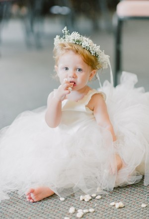 Young Flower Girl Dress