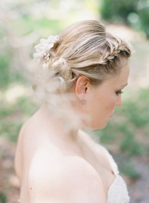 Braided Updo Bridal Hair