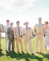 Bridal Party Polo Portrait