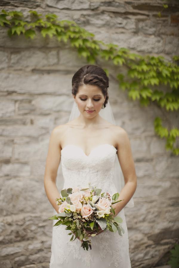 Genevieve Wedding Dress 12 Elegant Ontario Wedding at National