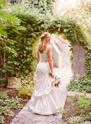 Bridal Portrait Lisa Lefkowitz Photography 1