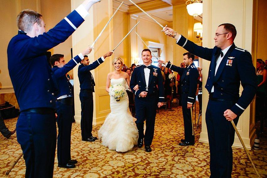 California Air Force Wedding The Goodness 1 Elizabeth