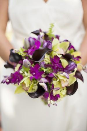 Calla Lily Bridesmaids Bouquet