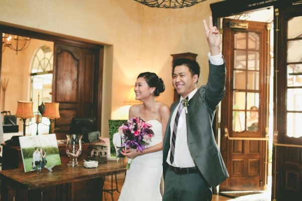 Classic California Wedding Sarah K Chen 1