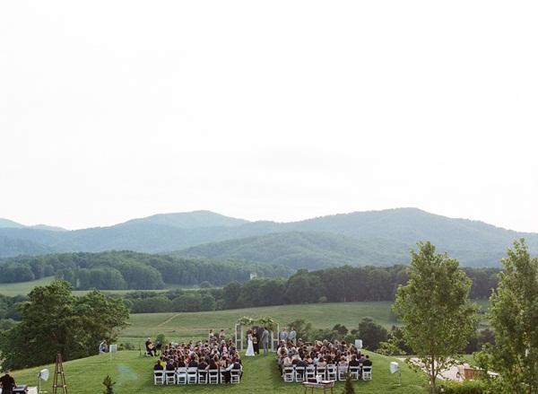 Classic Vineyard Wedding Eric Kelley Photography 1