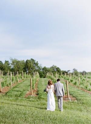 Classic Vineyard Wedding Eric Kelley Photography 2