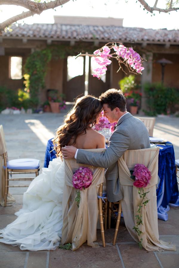 Elegant Wedding Chair Covers