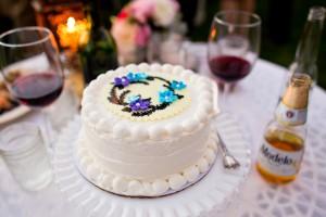 Fiesta Themed Wedding Cake