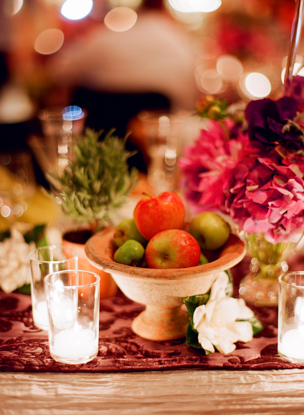 Fruit Wedding Centerpieces Elizabeth Anne Designs The Wedding Blog