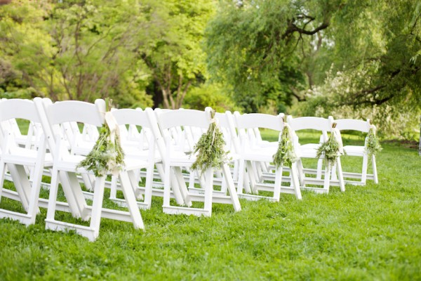 Brooklyn Botanic Garden Wedding from Kristina Hill