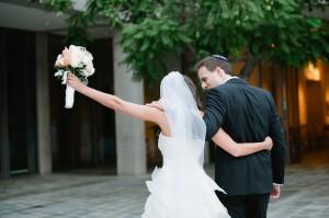 Outdoor Los Angeles Wedding Hazelnut Photography