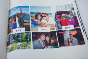 Personalized Photo Wedding Guest Book