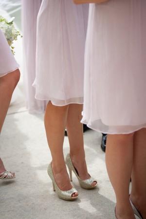 Pink Bridesmaids Dresses 1