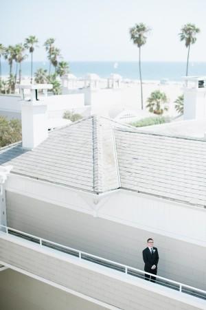 Santa Monica Shutters Wedding Hazelnut