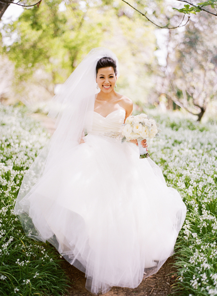 Strapless Wedding Gown With Sweetheart Neckline1
