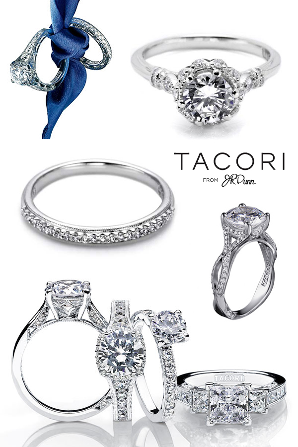 Tacori Engagement Rings from JR Dunn
