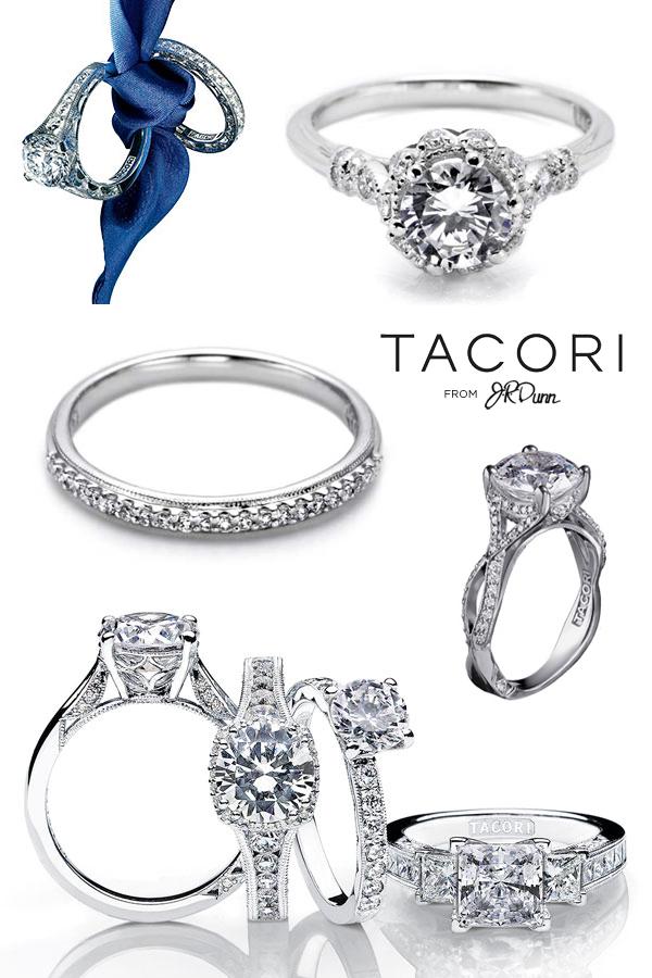 Tacori Engagement Rings from JR Dunn