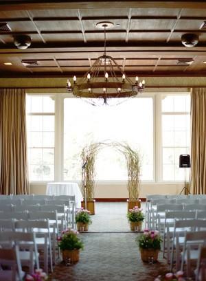 Wedding Ceremony Aisle Decoration Ideas 2