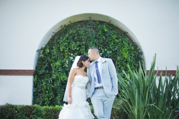 Wedding Gown With Tiered Ruffles 3